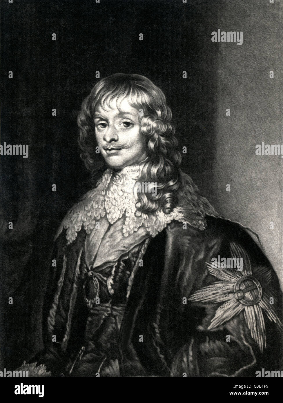 JAMES STUART, cuarto Duque de Lennox y primer duque de Richmond ...