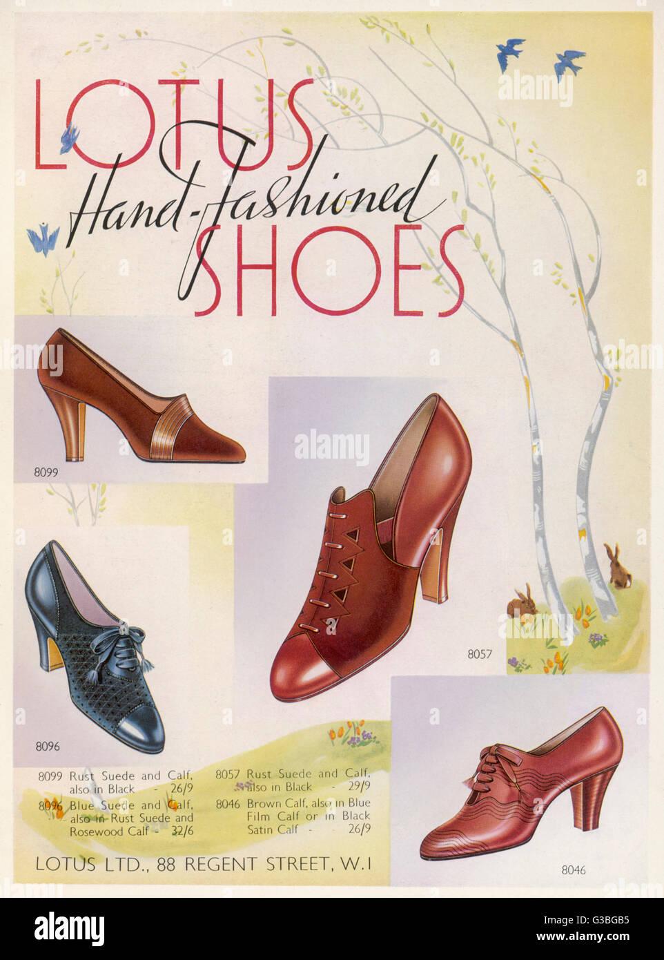 f6523438c096 Mano de moda Primavera zapatos para mujeres por Lotus  Una gamuza tacón alto  tribunal Zapata