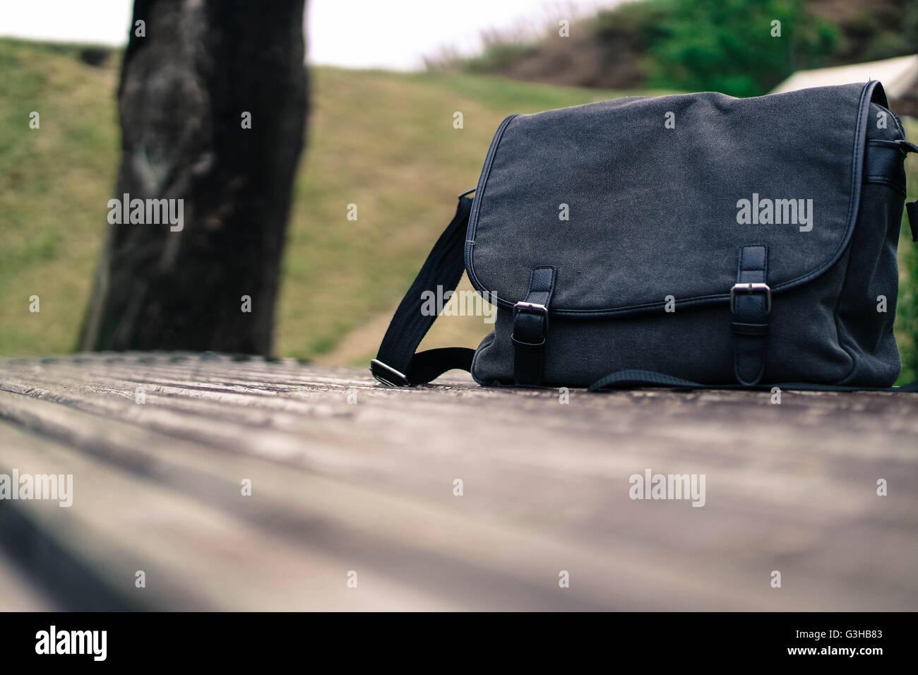 Bolsa de correa para cada día lifestyle Imagen De Stock