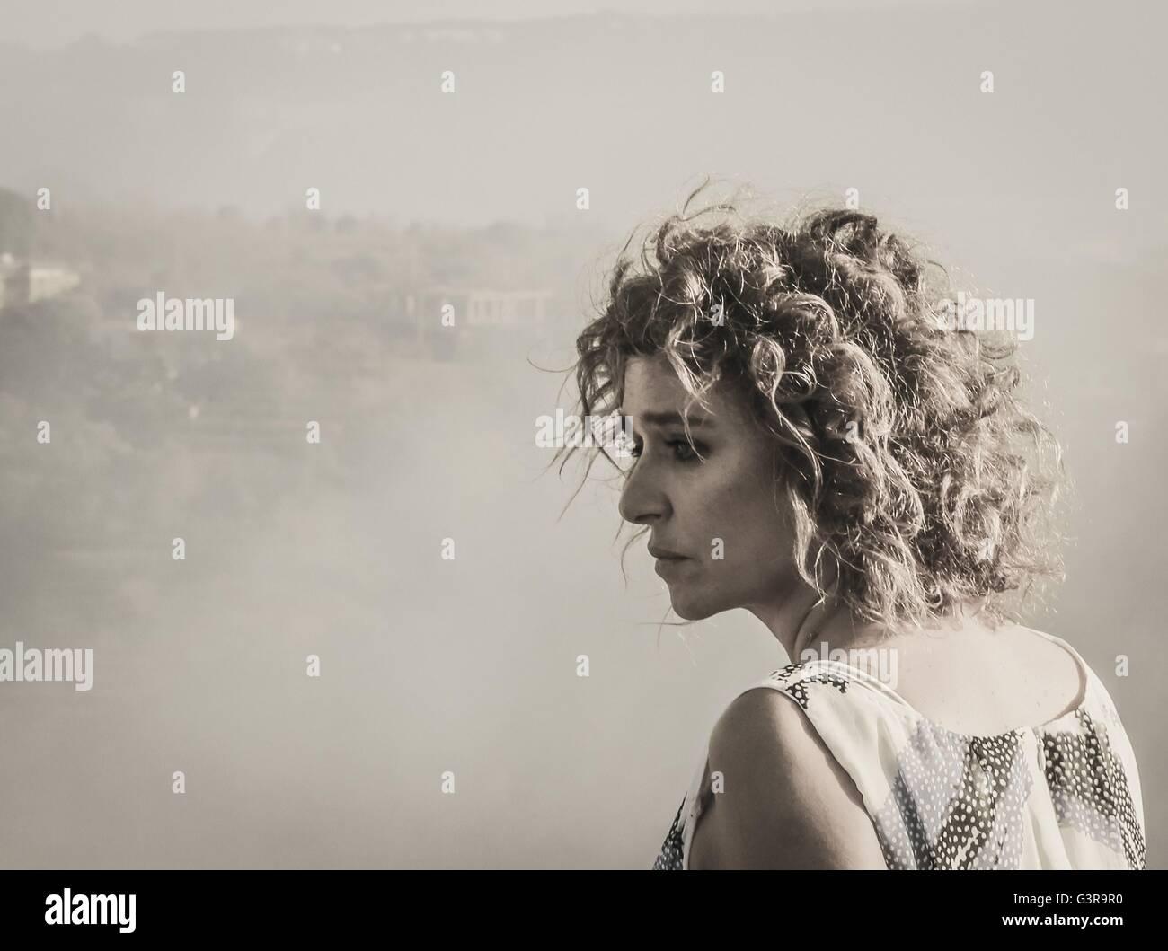 Por amor vostro Año : 2015 Director : Italia Beppe Gaudino Valeria Golino Imagen De Stock
