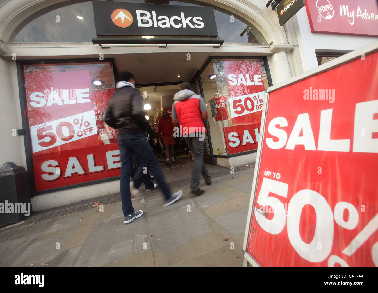 Los negros Ocio aflicciones financieras Imagen De Stock