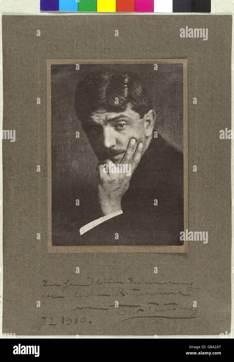 Prutscher, Otto Imagen De Stock