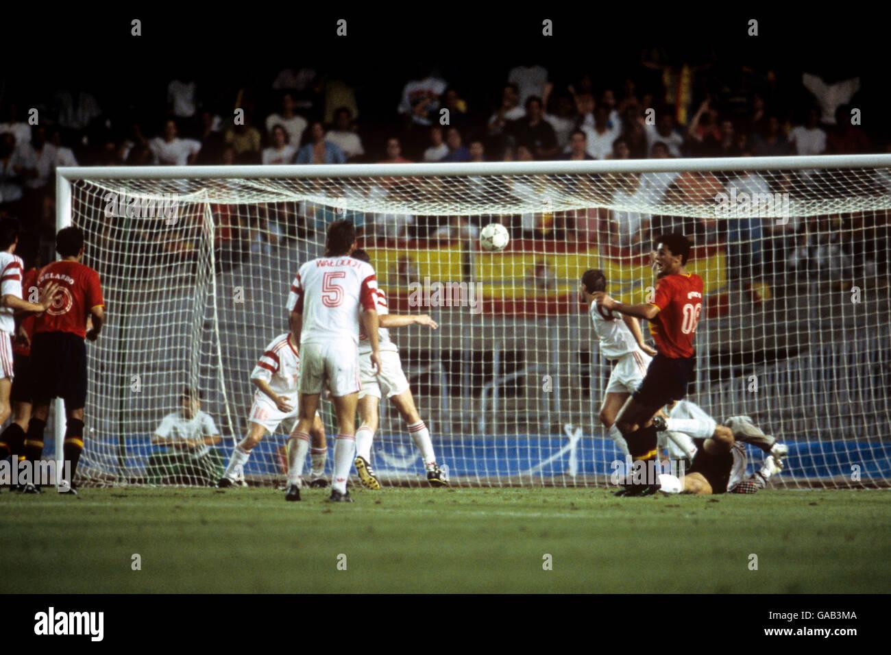 Futbol Juegos Olimpicos De Barcelona 1992 Final Espana