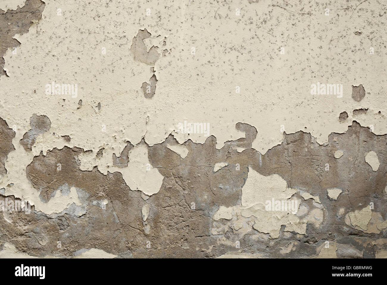 Pintar Pared Exterior Desconchada Excellent Pintar Pared Exterior  ~ Como Arreglar Una Pared Desconchada