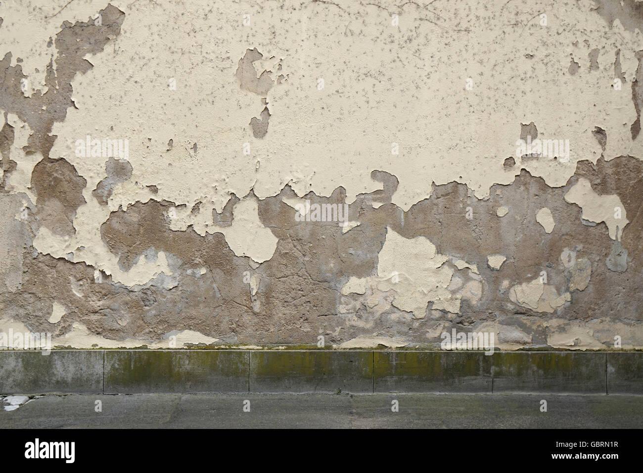 Reparar Pared Exterior Desconchada Awesome Stunning Manchas De  ~ Como Arreglar Una Pared Desconchada