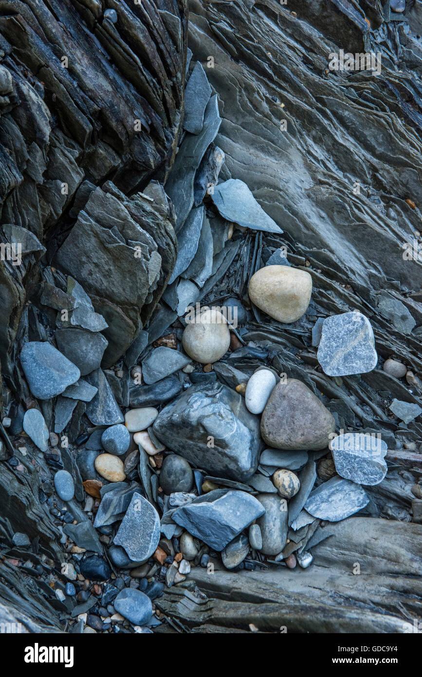 Las rocas Imagen De Stock