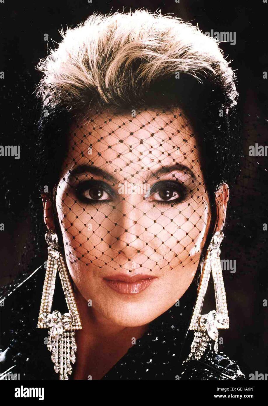 Cher *** título Local *** 0, Cher, Extravaganza - Vivo en el Mirage. Imagen De Stock