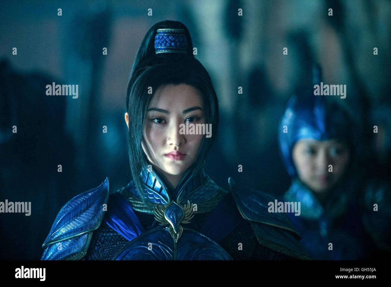 ba37e5440cda0 La Gran Muralla es un próximo American-Chinese 3D ciencia fantasía épica  aventura de un monstruo de película de acción, dirigida por Zhang Yimou y  escrita ...