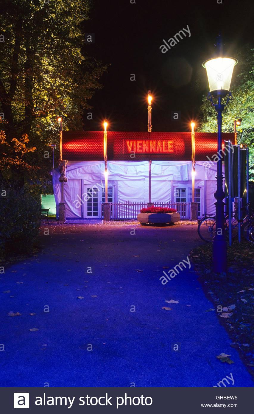 Wien, la Viennale, Kino Imagen De Stock