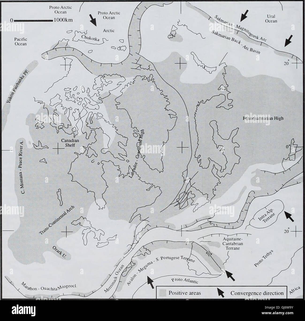 Boletín del Museo Histort Natural. Geología series (2001) Foto de stock