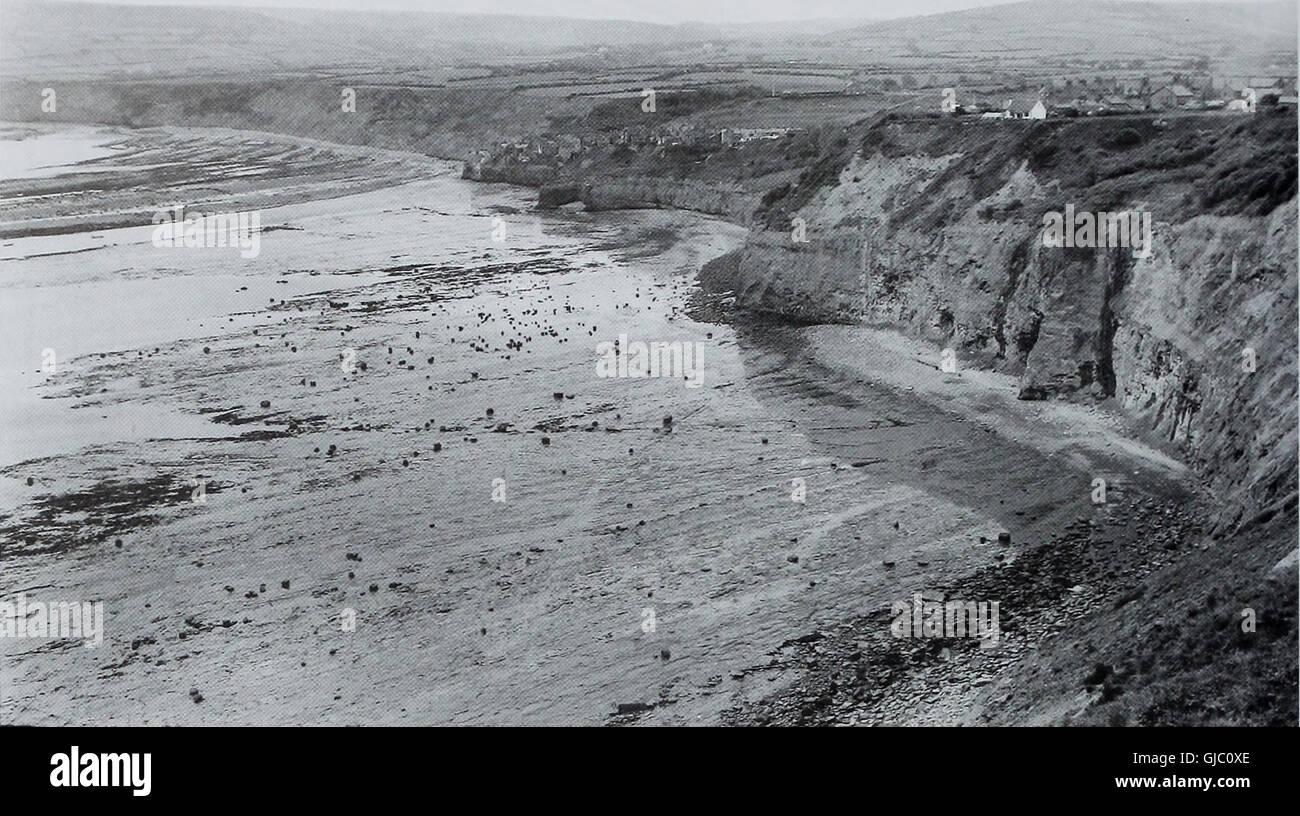 Boletín del Museo Histort Natural. Geología series (2002) Foto de stock