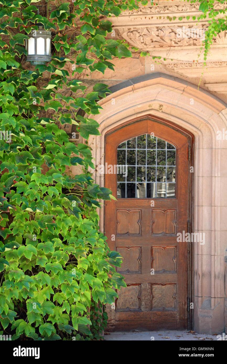 La Universidad de Princeton, Princeton, Nueva Jersey, EE.UU. Imagen De Stock