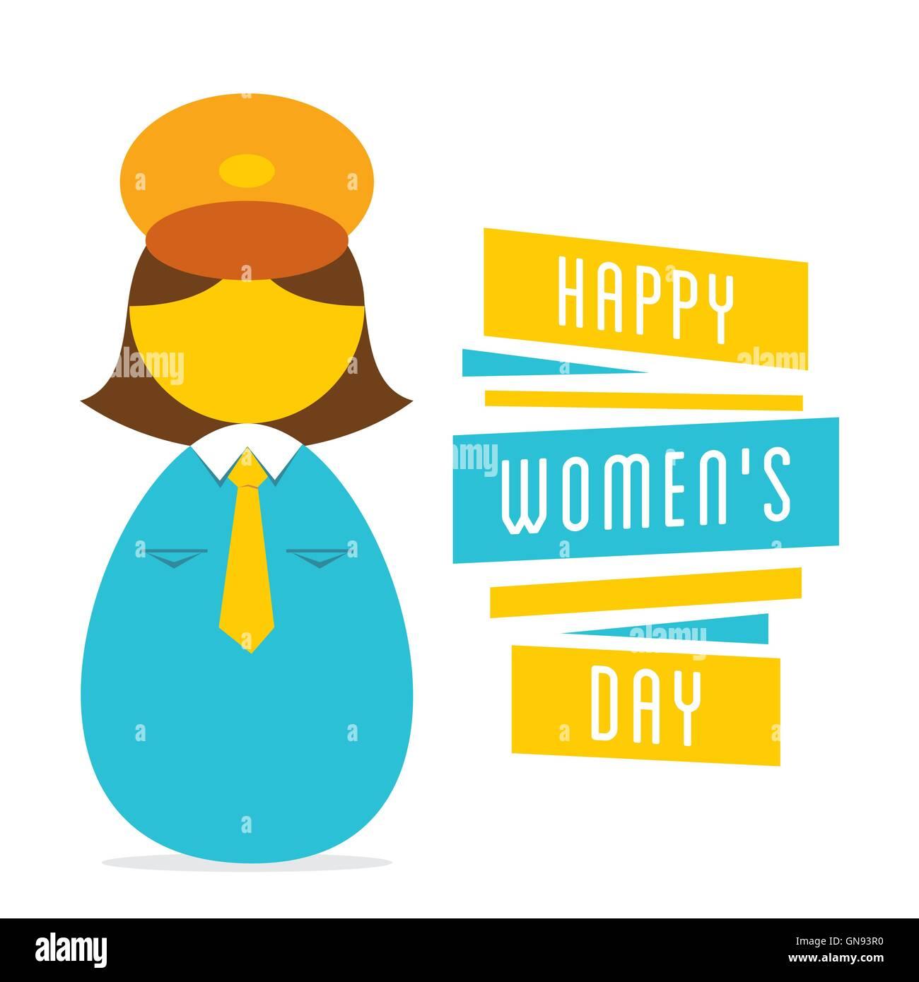 Feliz Dia De Las Mujeres El Trabajo De La Mujer Policia Design Imagen Vector De Stock Alamy See more of feliz día de la mujer on facebook. https www alamy es foto feliz dia de las mujeres el trabajo de la mujer policia design 116370548 html