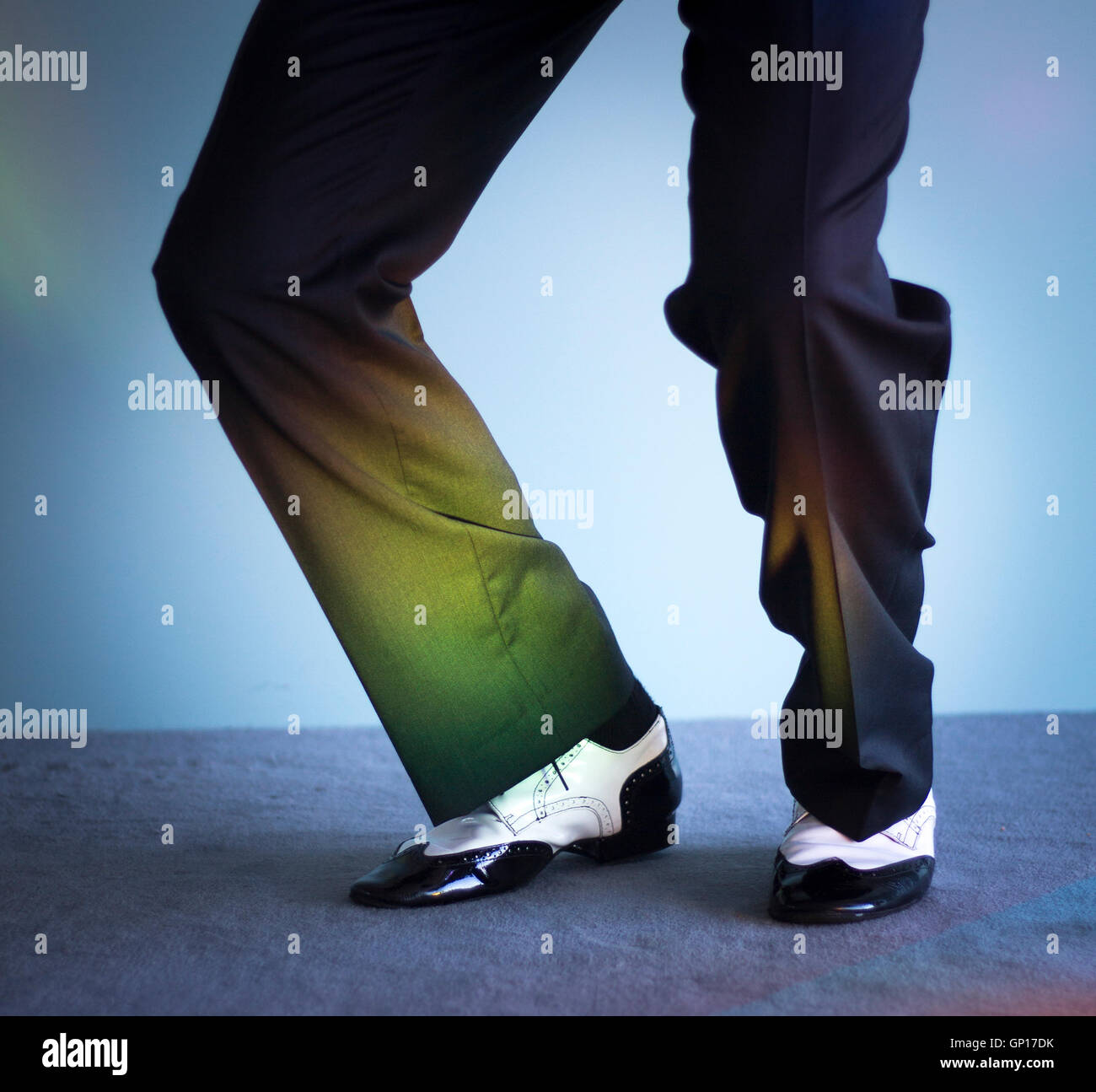 Negro Jazz Salsa Y Zapatos Latino Blanco Bailarina De Macho En CXZ8xqwqn