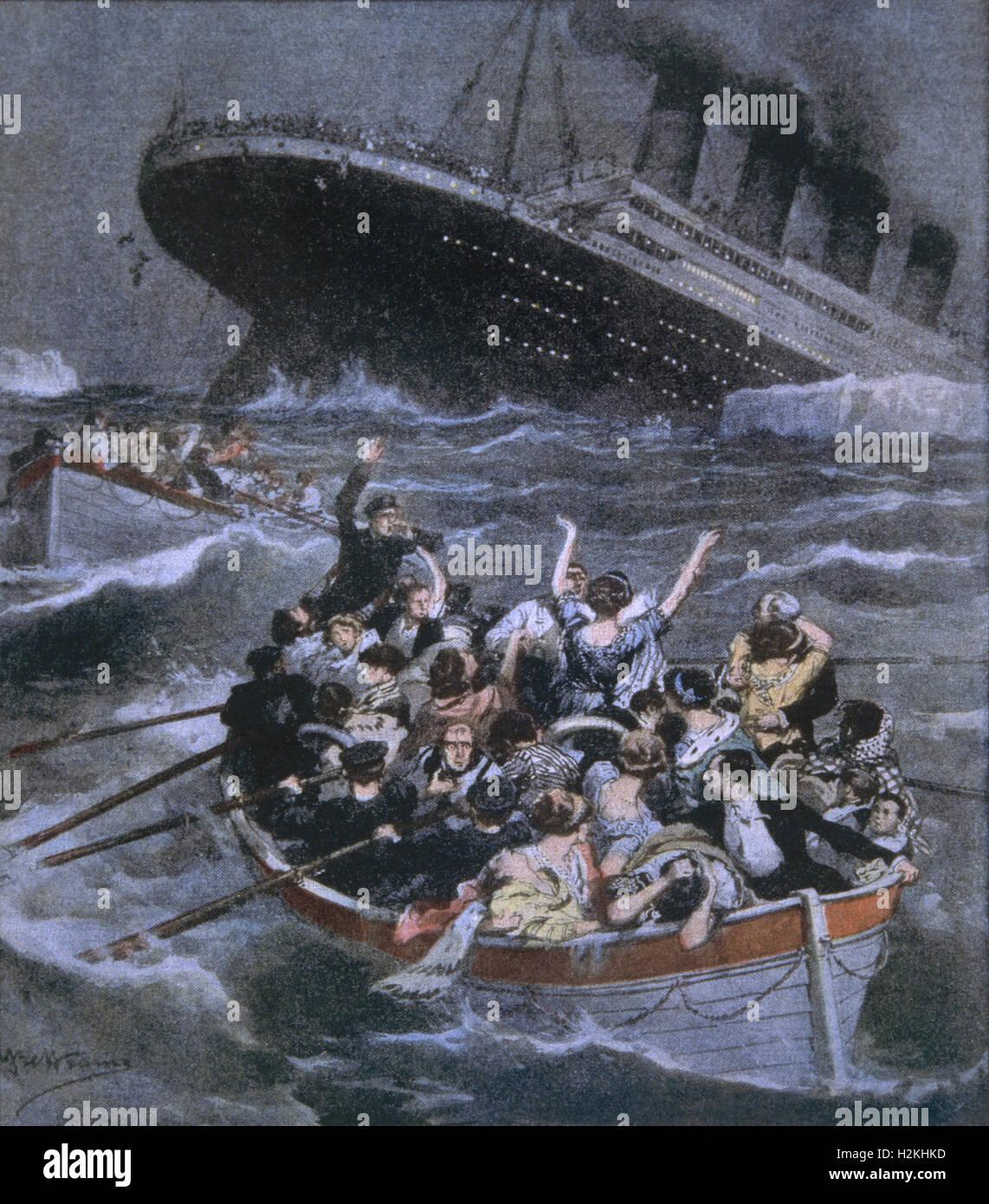 Wie Viele Passagiere Waren Auf Der Titanic