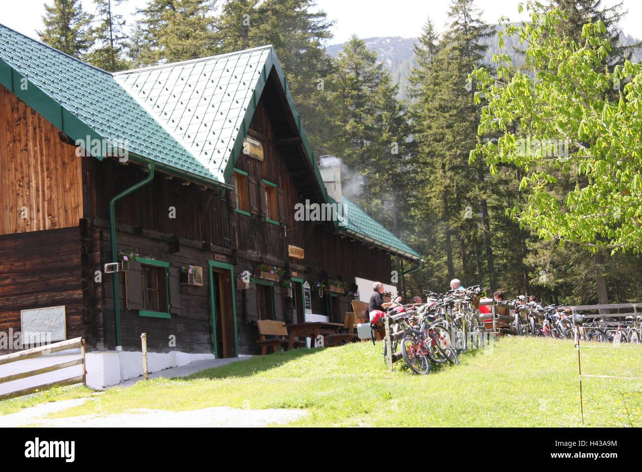 Austria Tirol Möslalm Karwendel Nordtirol Montañas