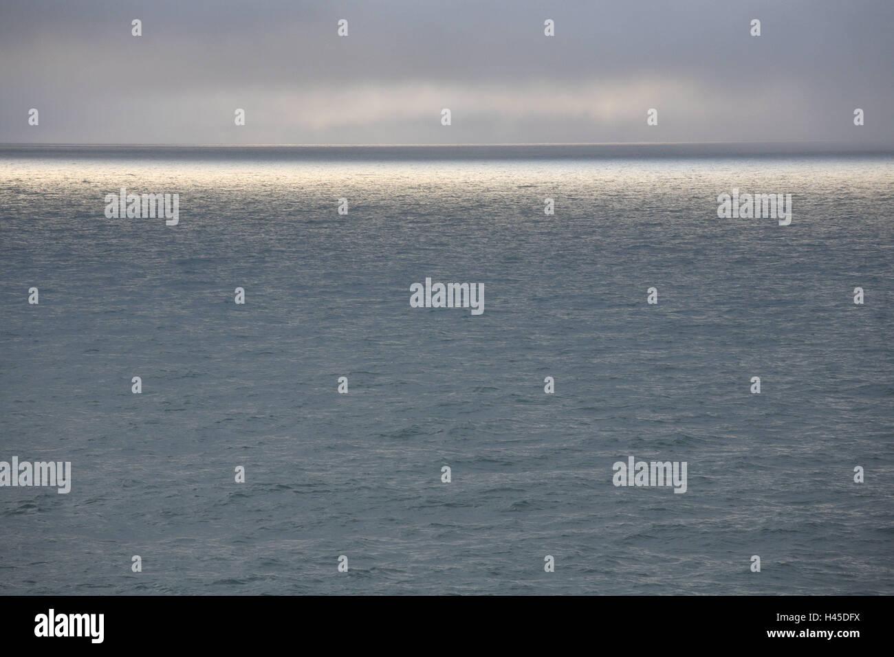 Océano Ártico, vista Mau_Reportaje, expedición, expedición, el Instituto Alfred Wegener de investigación Imagen De Stock