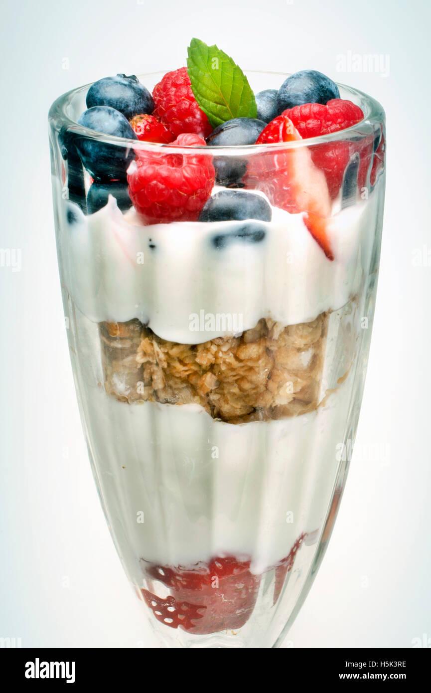 yogur Imagen De Stock
