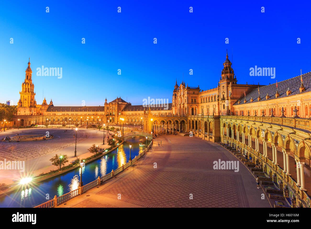 Sevilla, España. Foto de stock