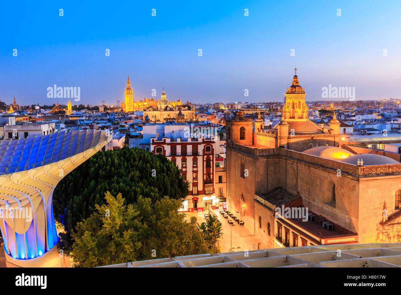 Sevilla, España. Imagen De Stock