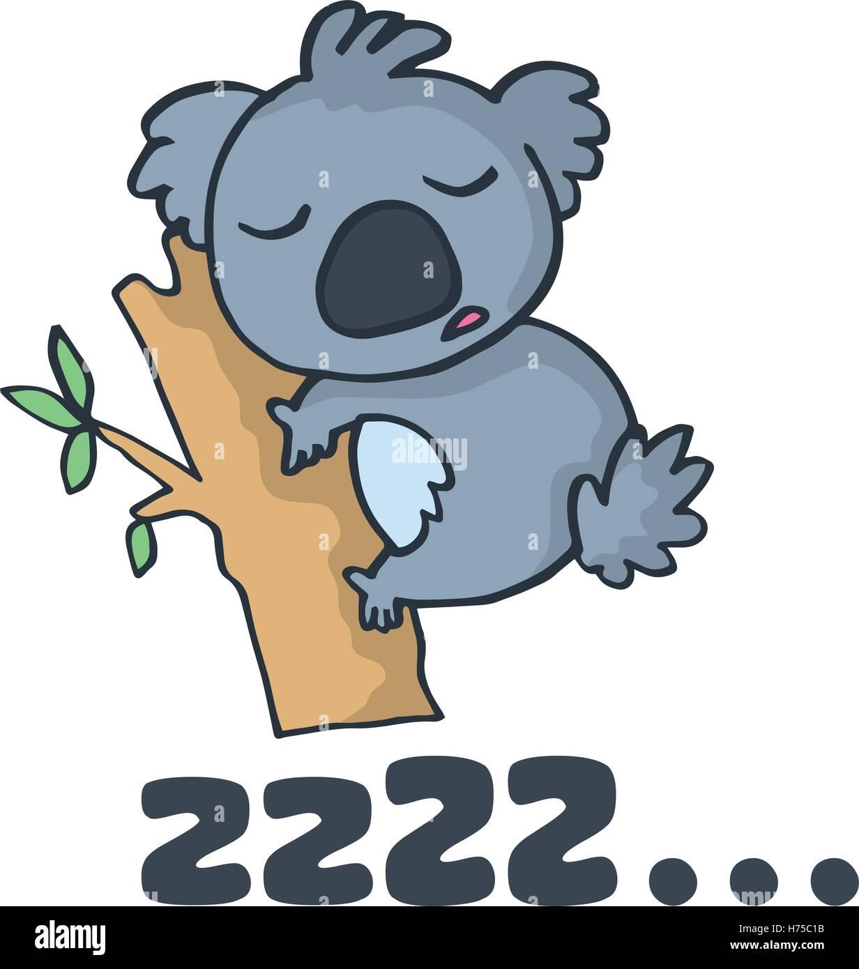 Koala Vector Vectors Imágenes De Stock & Koala Vector Vectors Fotos ...