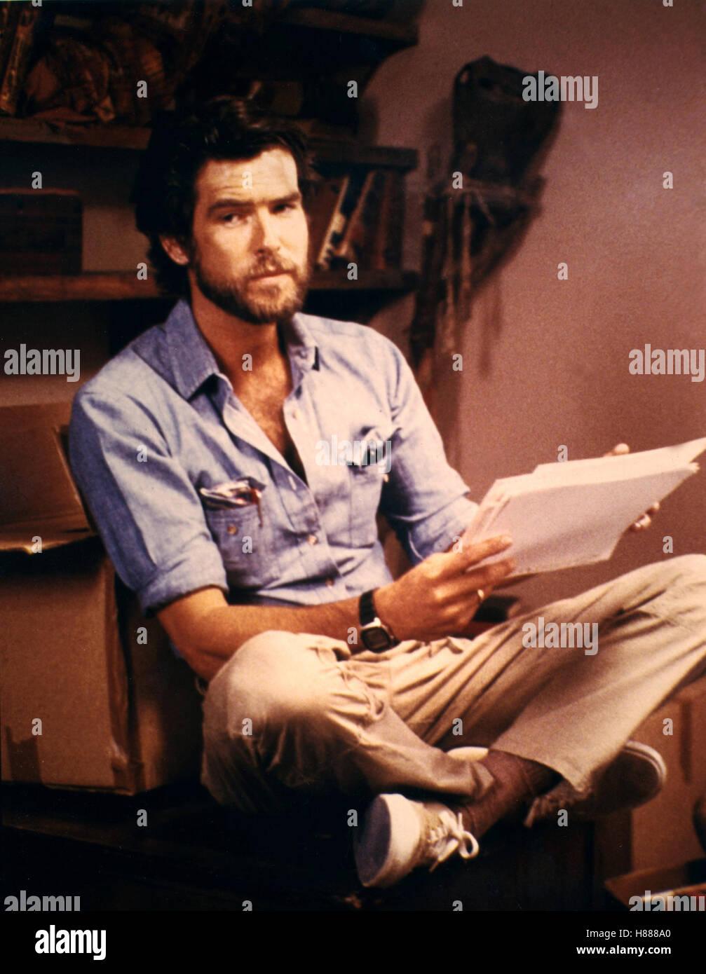 Los nómadas -Tod aus dem Nichts, (nómadas) USA 1985, Regie: John McTiernan, Pierce Brosnan Foto de stock