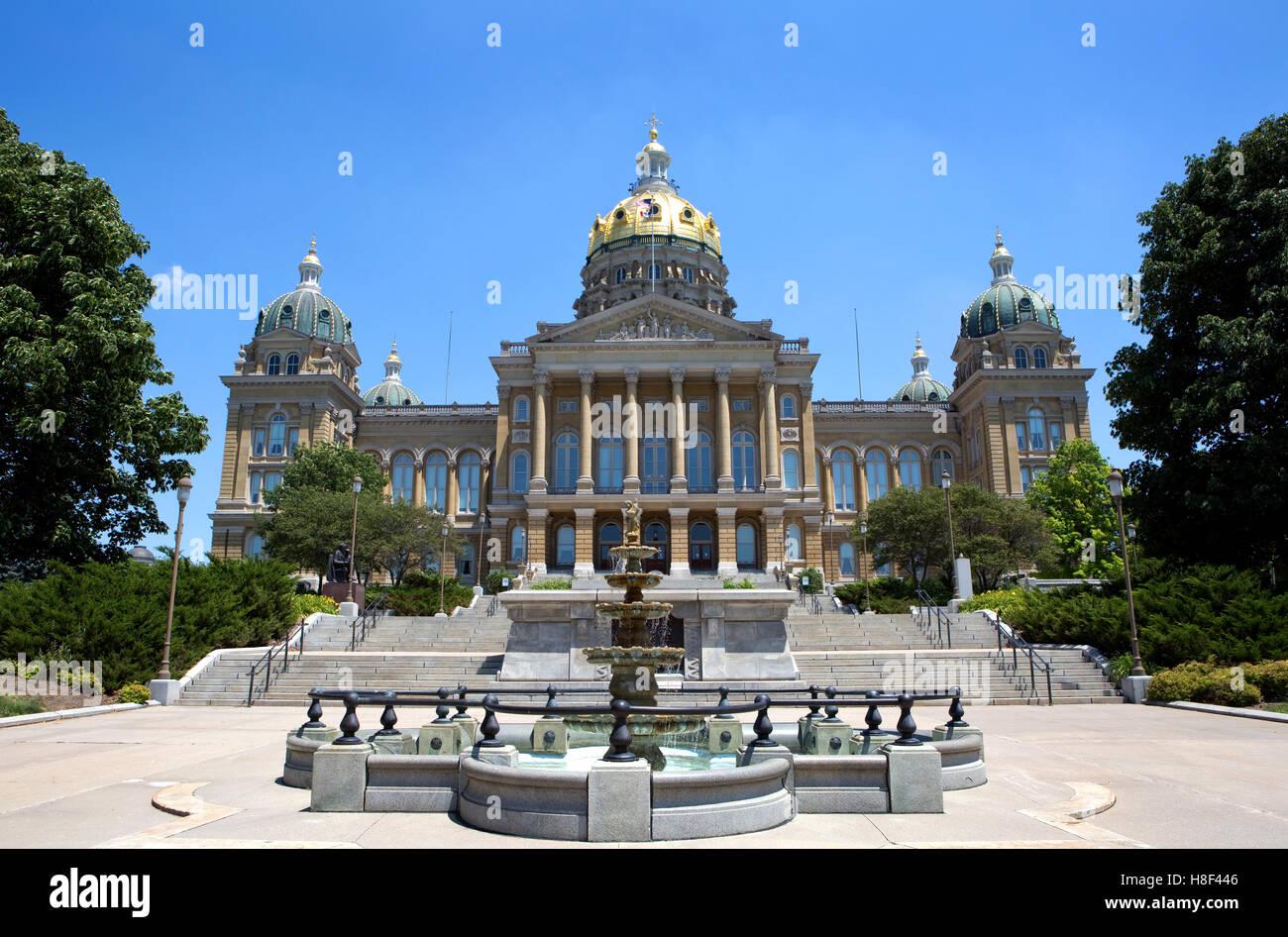 Increíble Ciudad Encuadre Iowa Bandera - Ideas Personalizadas de ...