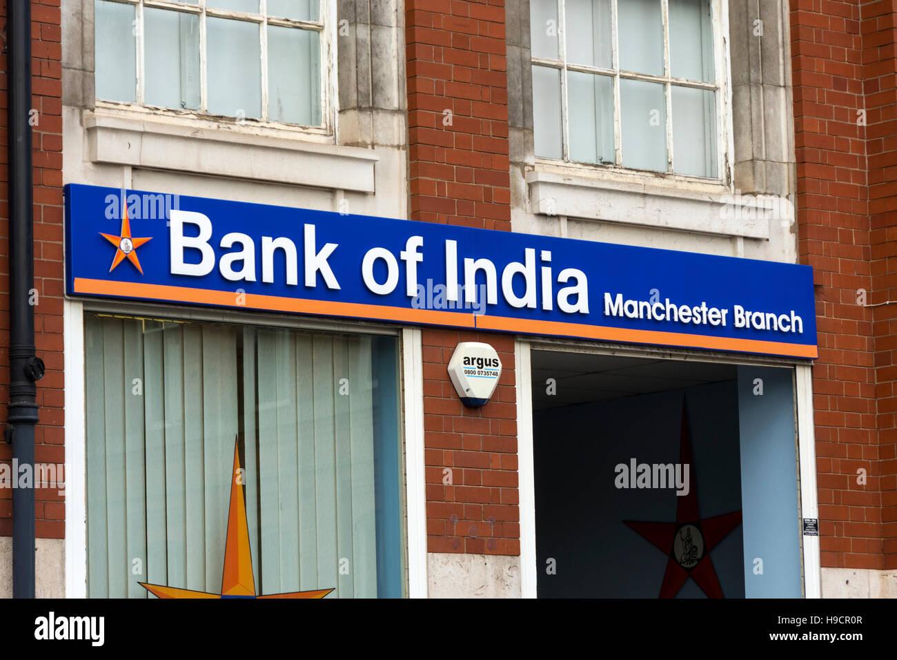 Cartel en ingl s en las oficinas de banco de la india for Ingles en la oficina