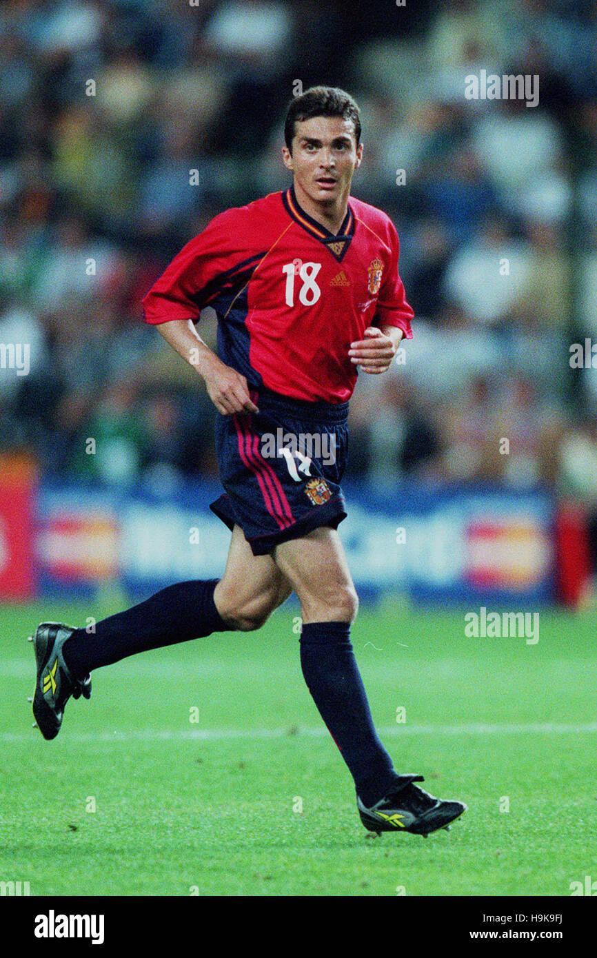 GUILLERMO AMOR España 20 de junio de 1998 Imagen De Stock