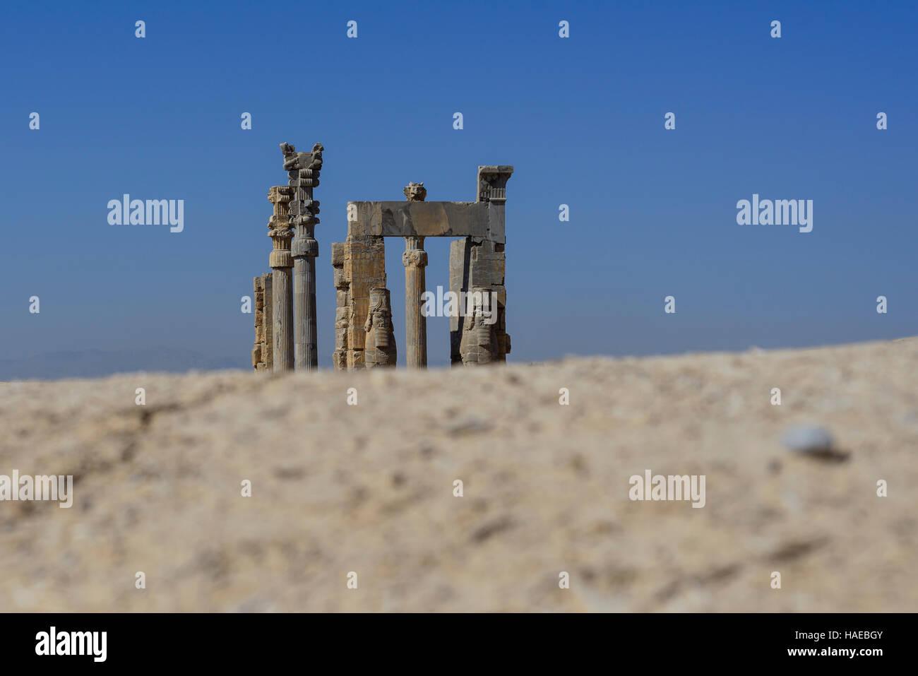 Persépolis, Irán Imagen De Stock