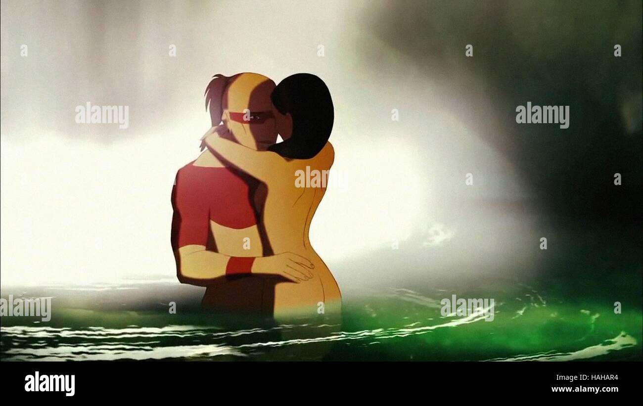 Uma Historia de Amor e Furia Río 2096: una historia de amor y la furia Año : 2013 Director : Brasil Luiz Imagen De Stock