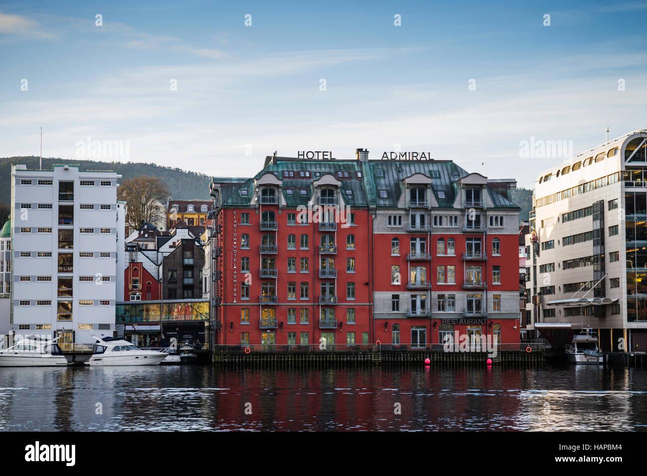 Hotel Admiral Bergen