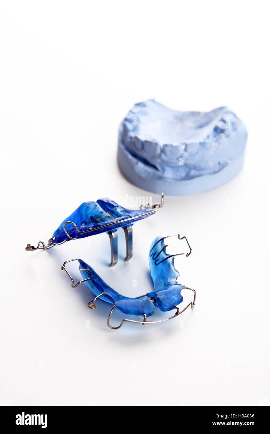 Apoyo dental Foto de stock