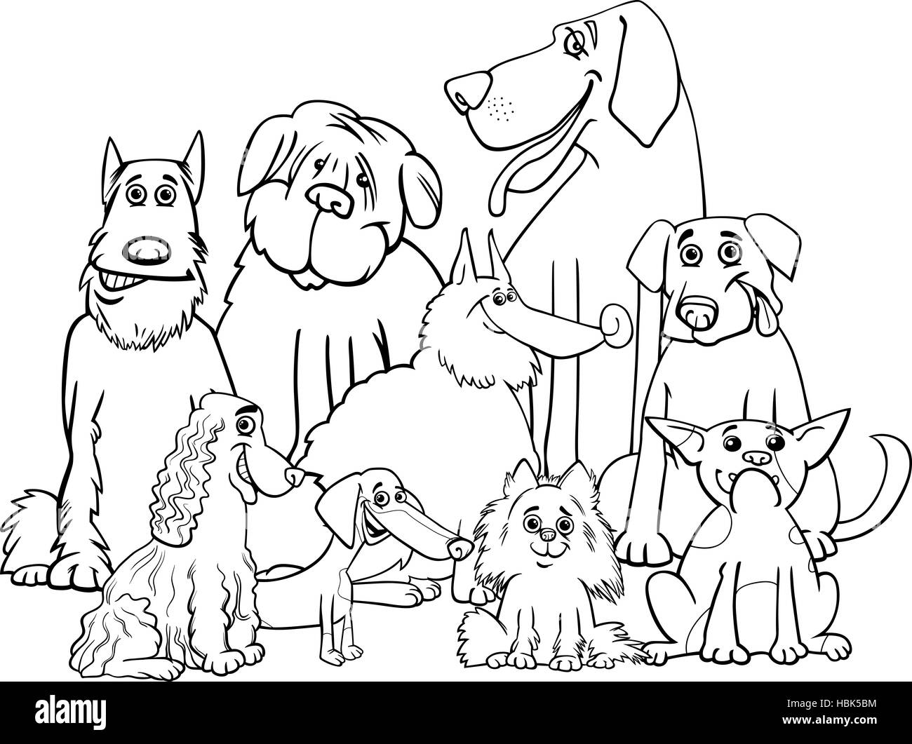 Vistoso Colorear Páginas De Perros Regalo - Enmarcado Para Colorear ...
