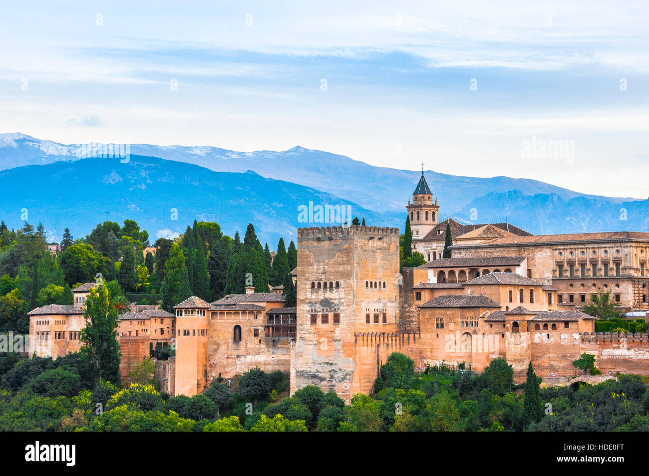 Granada, España Imagen De Stock