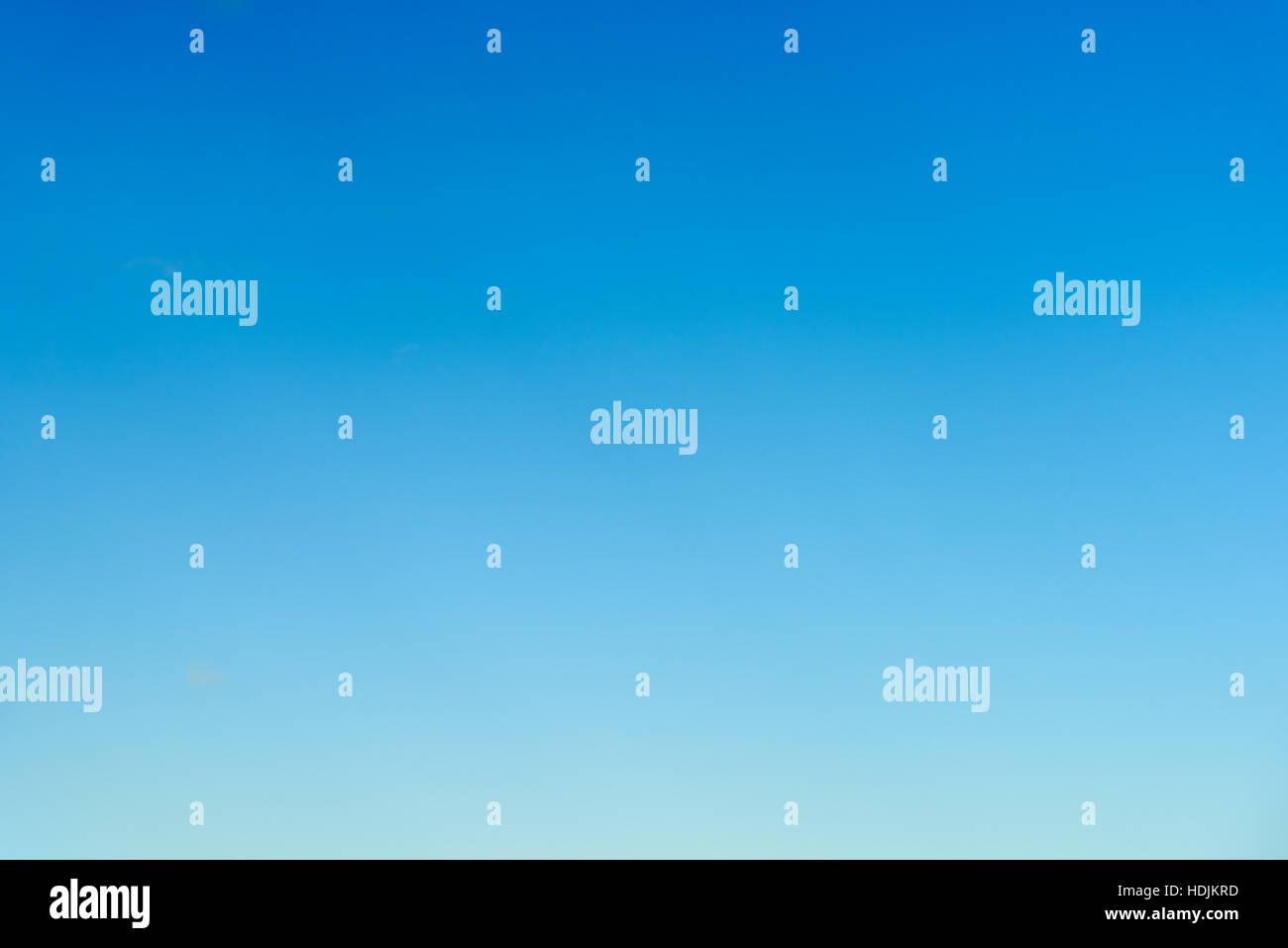 Claro Cielo Azul Turquesa Fondo Degradado Foto Imagen De Stock