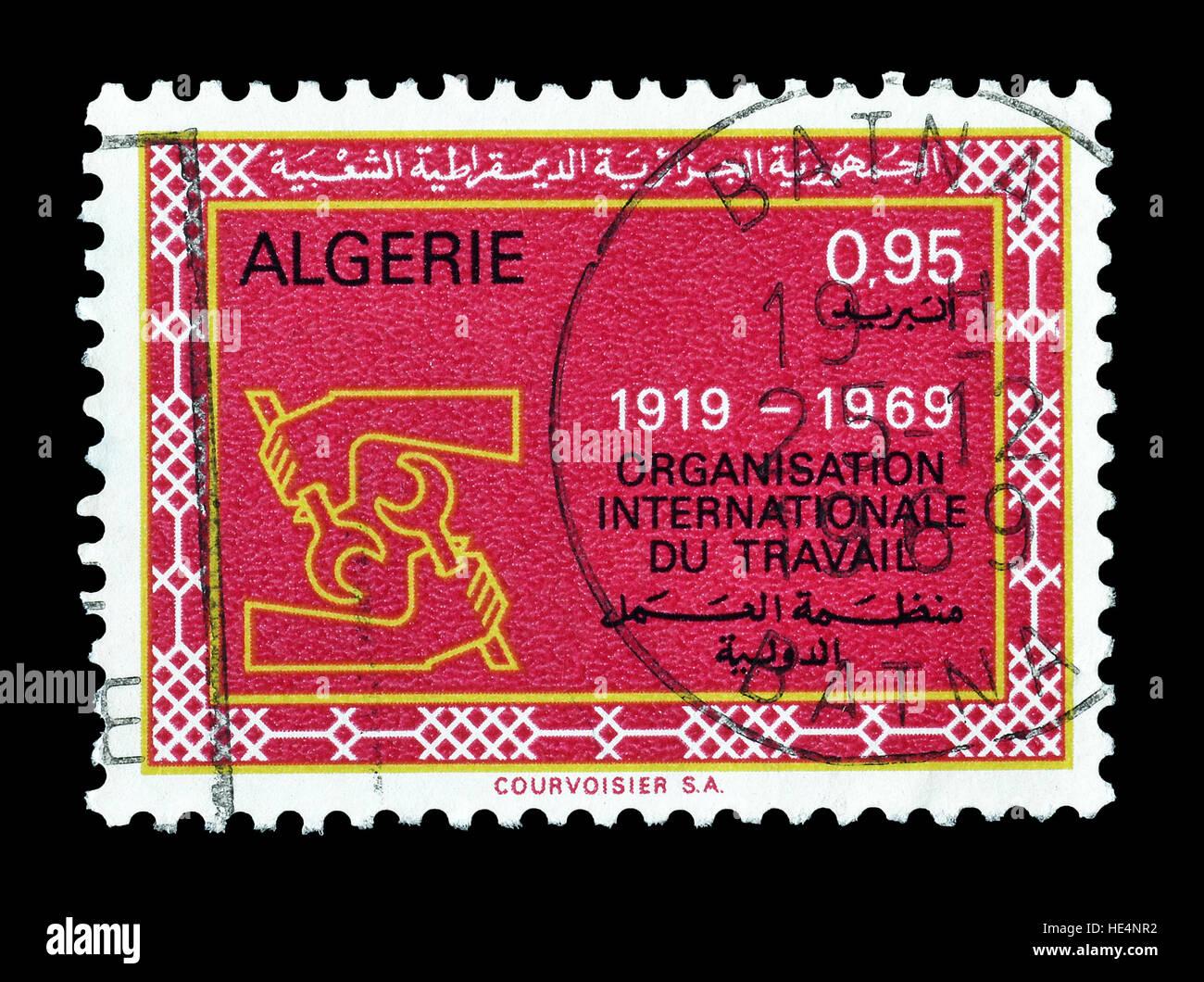 Argelia de 1969 Imagen De Stock
