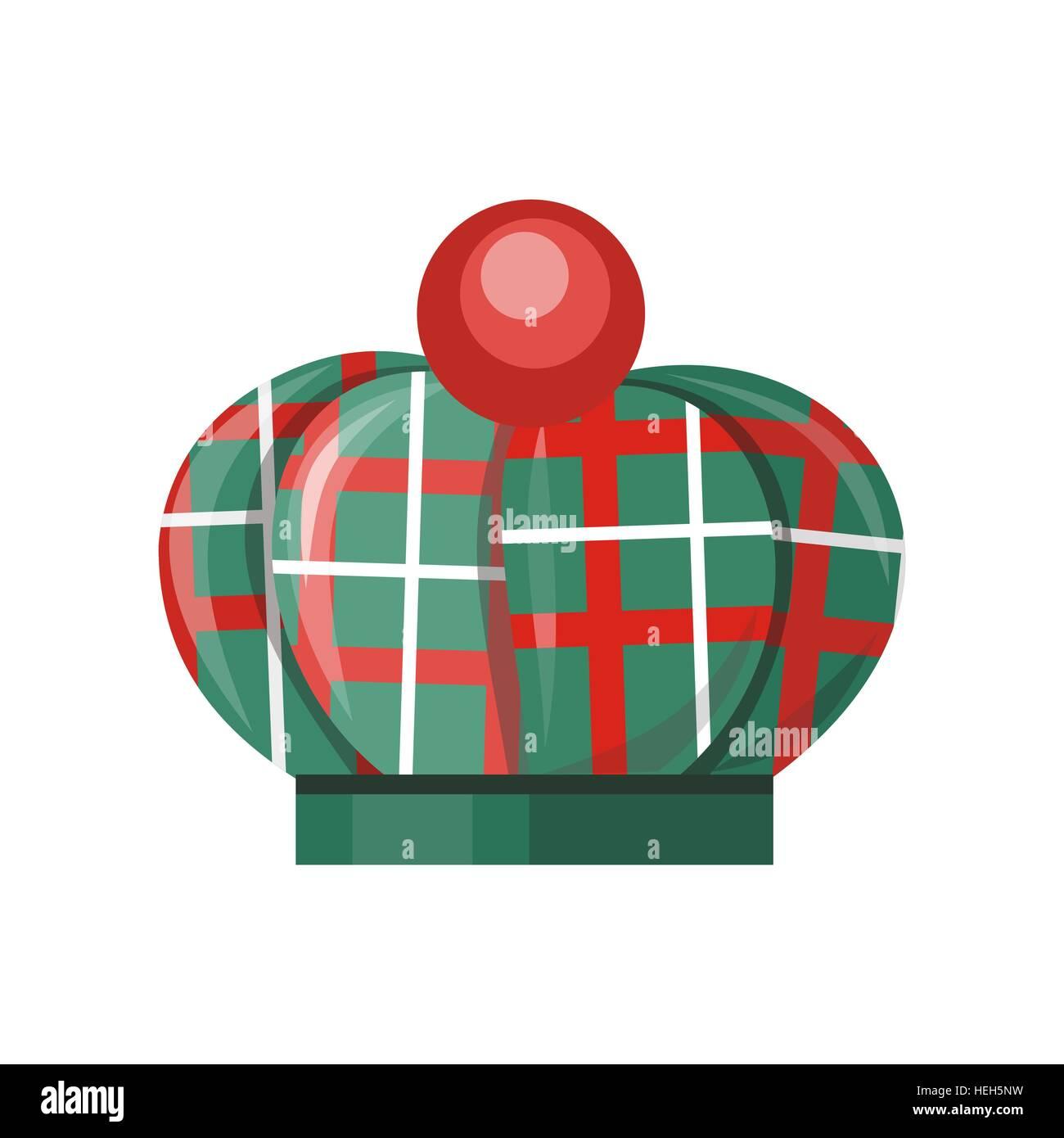 Sombrero escocés aislados en blanco. Sombrero escocés aislados en blanco.  Scottish National PAC tradicional e2db99256eb