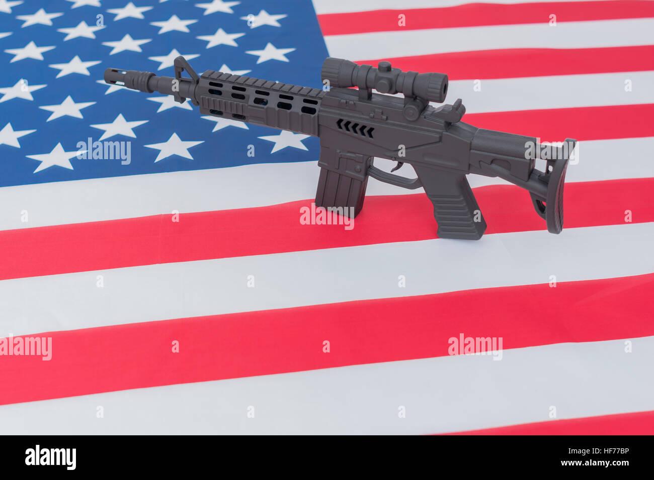 Fuego De Con Delitos Imágenes Armas Stockamp; rsQthd