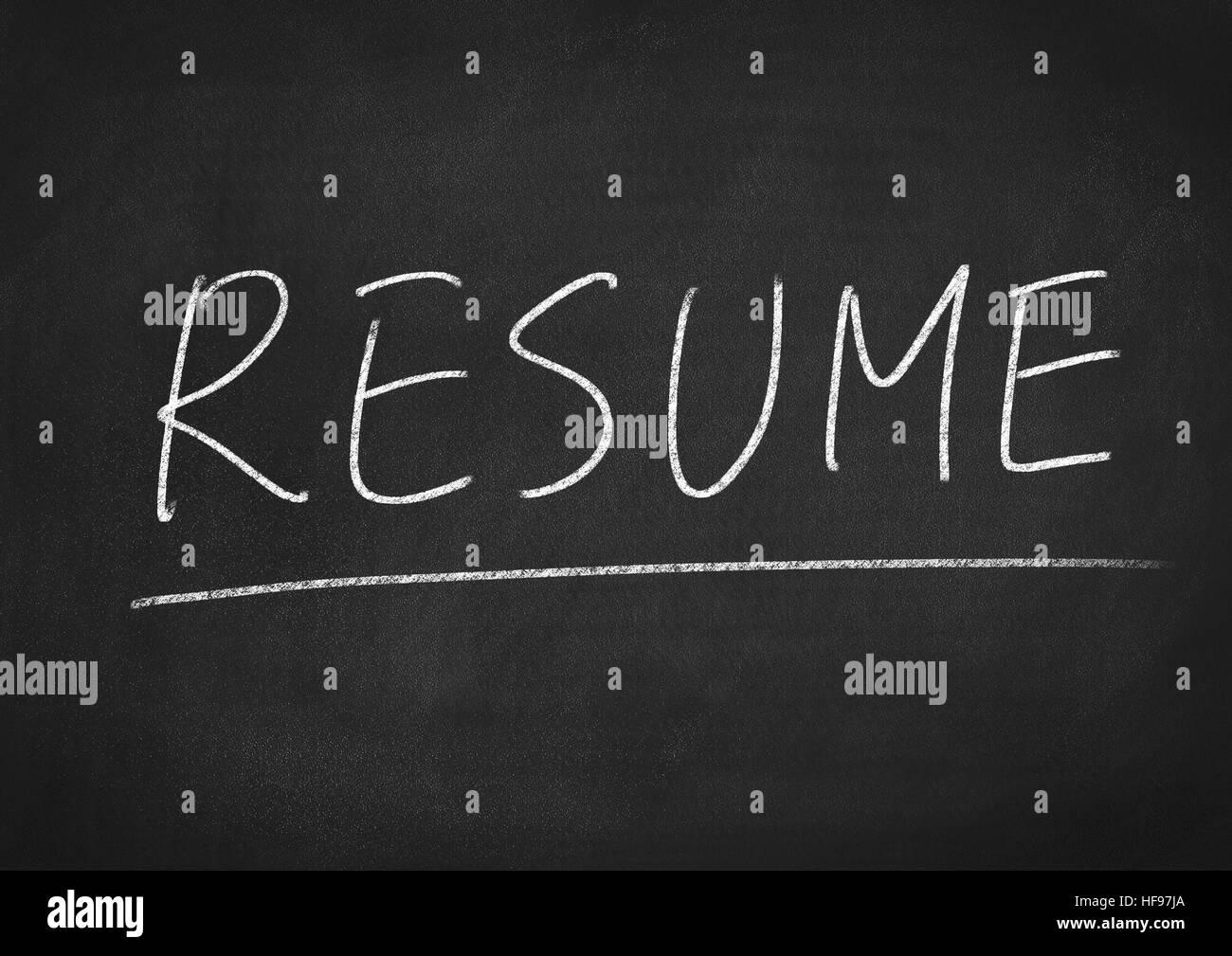 Resume Writing Imágenes De Stock & Resume Writing Fotos De Stock - Alamy