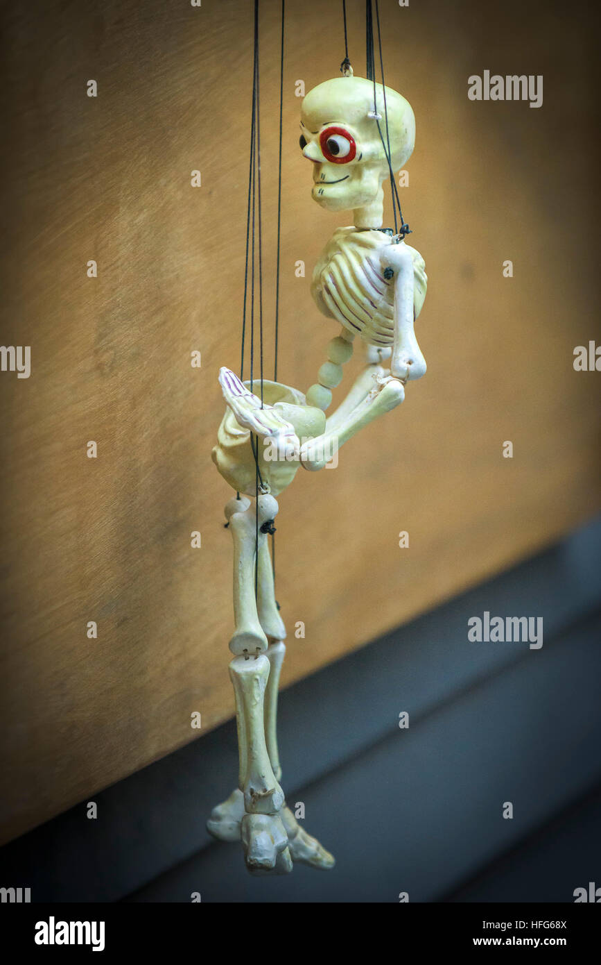 Marioneta Esqueleto Fotos E Imágenes De Stock Alamy