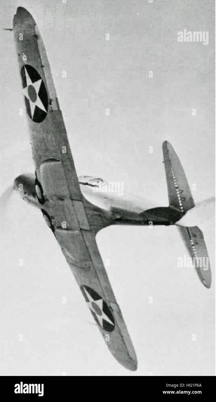 XFL-1 en vuelo NAN12-80 Foto de stock