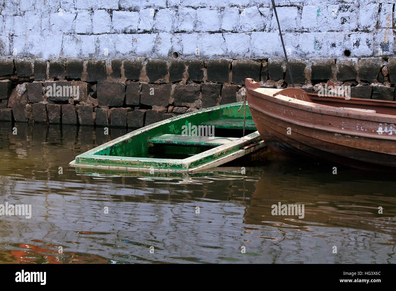Abandonado Foto de stock