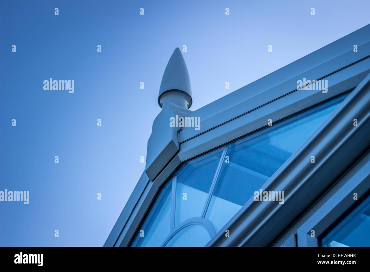 Building Conservatory Frame Imágenes De Stock & Building ...
