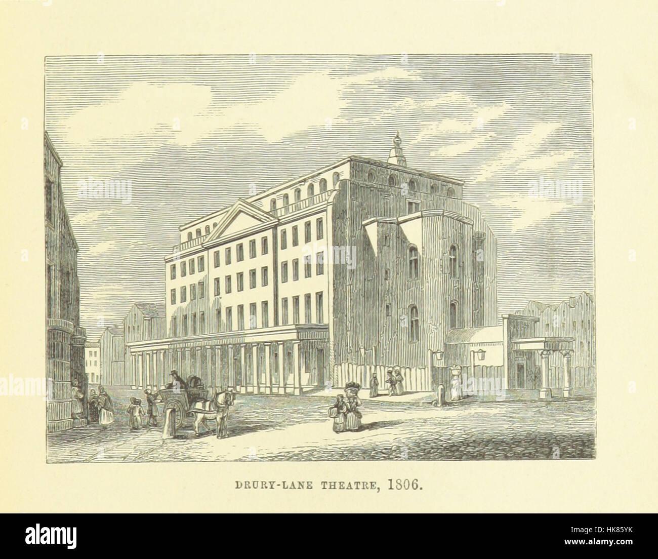 """Haunted Londres ... Ilustrado por F. W. Fairholt imagen tomada de la página 395 de """"Haunted London Imagen De Stock"""