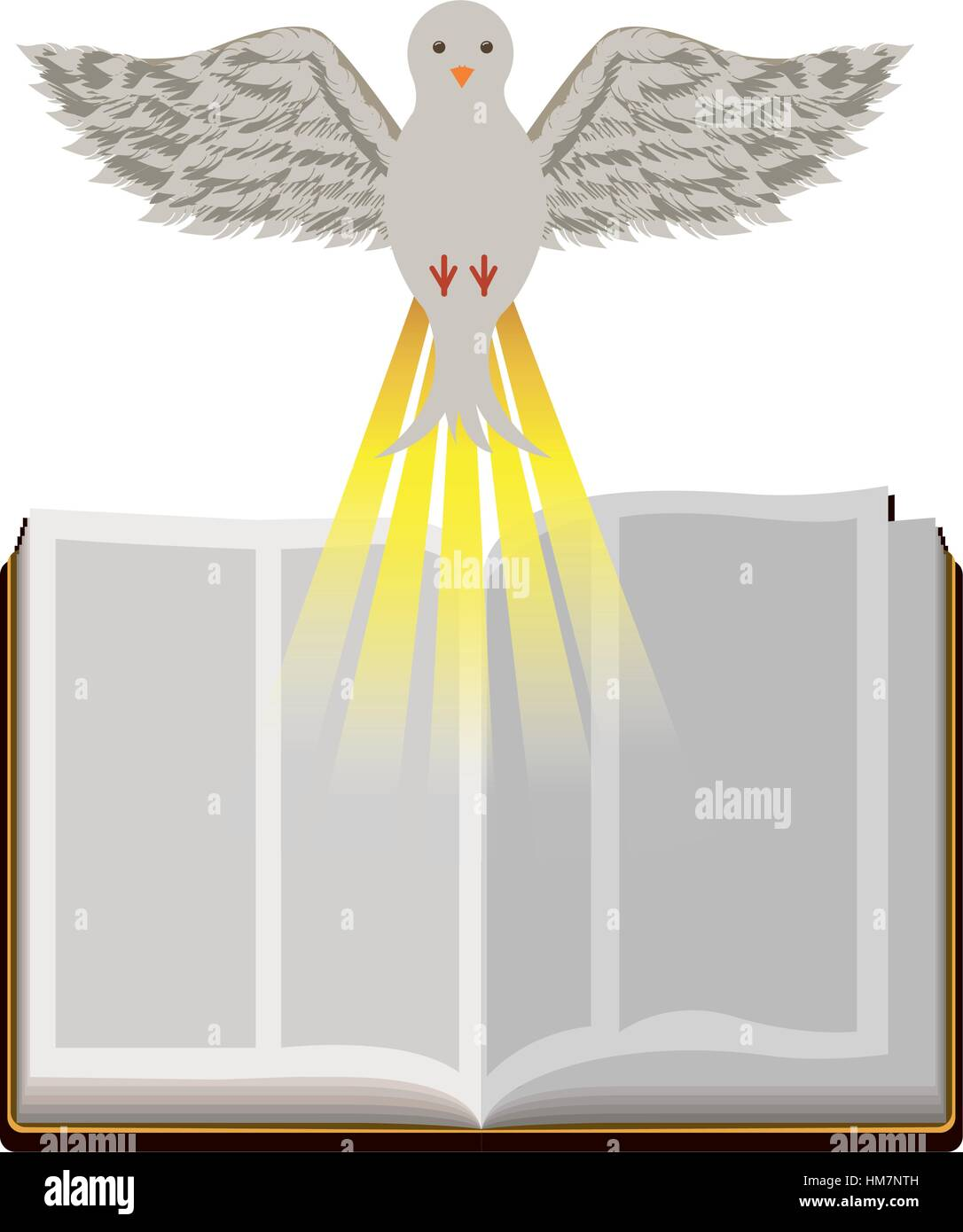 Religious Dove Vector Vectors Imágenes De Stock Religious Dove