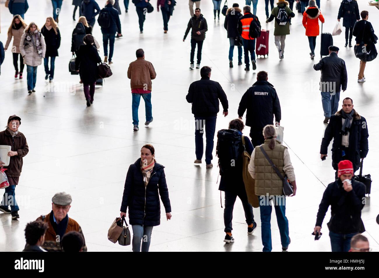 Personas - Sociedad - Los seres humanos Imagen De Stock