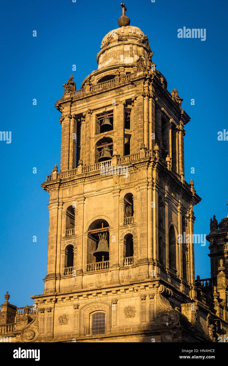 La Catedral Metropolitana de la Asunción de la Santísima Virgen María al cielo es la catedral más Imagen De Stock