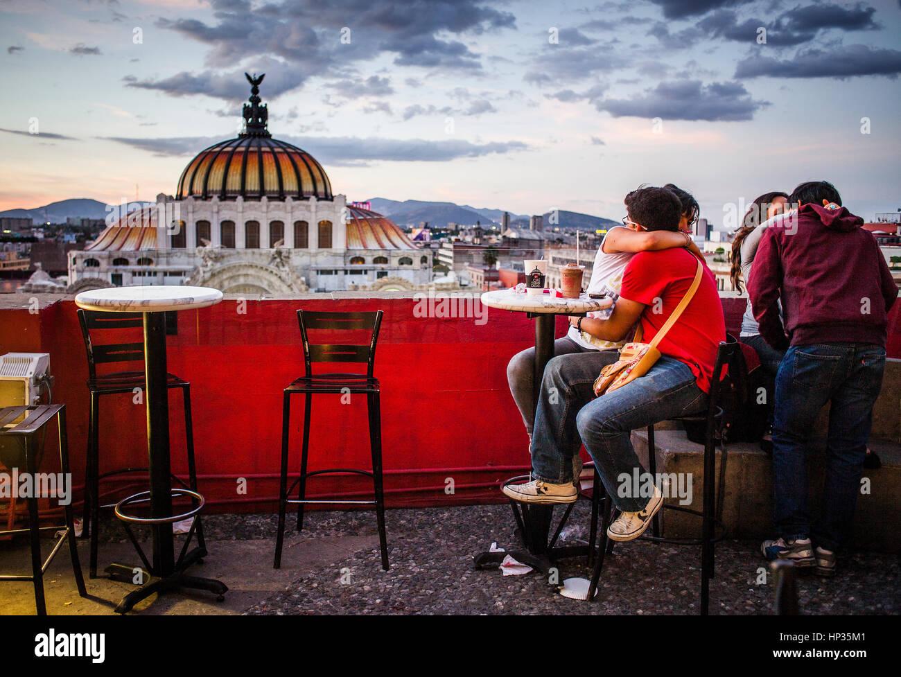 Gran Café De La Ciudad De México 8 Piso De La Tienda Sears