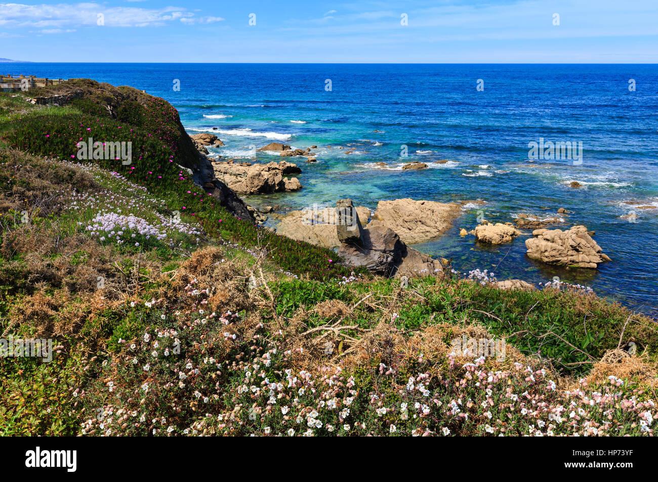 galicia playa de las rosas